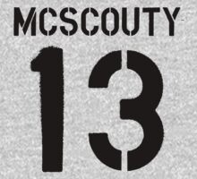 Felix McScouty Jersey by childishgavino