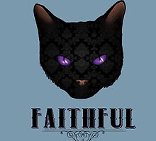 Faithful aka Pounce by CatAstrophe