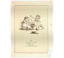 Rose Buds Virginia Gerson 1885 0037 Amy Poster