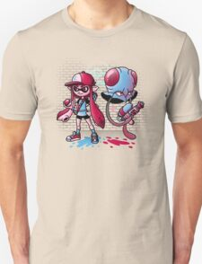 Inkling Trainer // Collaboration with Drew Wise Unisex T-Shirt