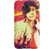 he did it for the lols Samsung Galaxy Case/Skin