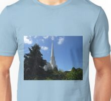 The Preston Temple, 4 July 2015 Unisex T-Shirt