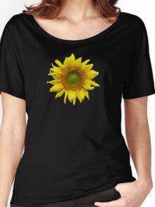 Sunny Sunflower Women's Relaxed Fit T-Shirt