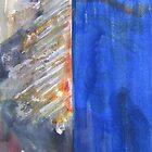 A blue angel by Catrin Stahl-Szarka