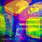 Crystal Dreamscape by Mystikka