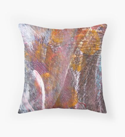 Artwork Detail Throw Pillow