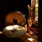 Bale Grist Mill by Susan  Kimball