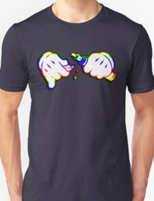 rainbow drip mickey vape T-Shirt
