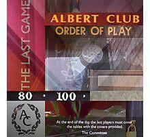 ALBERT MASHUP #3 Photographic Print