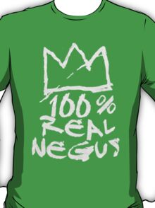 Negus (Larger text) T-Shirt