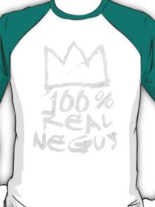 Negus (Larger text) T-Shirt