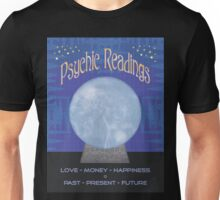 Psychic Readings Poster Unisex T-Shirt