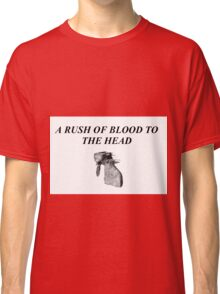 A Rush of Blood to the Head 2 Classic T-Shirt