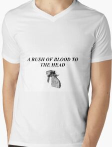 A Rush of Blood to the Head 2 Mens V-Neck T-Shirt