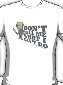 lost - john locke T-Shirt