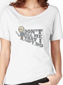 lost - john locke Women's Relaxed Fit T-Shirt