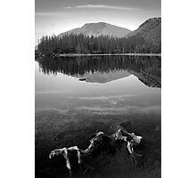 My Scottish 'Ansel Adams' attempt... Photographic Print