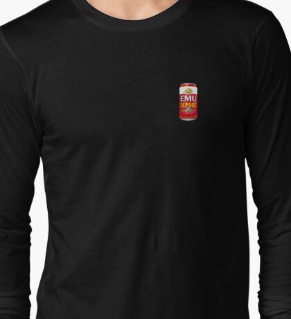 EMoo Export Long Sleeve T-Shirt