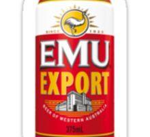 EMoo Export Sticker