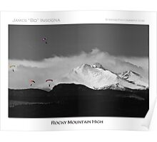 Rocky Mountain High Poster Print Poster
