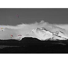 Colorado Rocky Mountain High Photographic Print