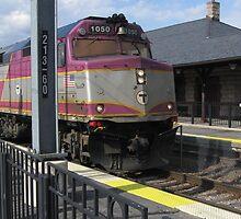 1050 MBTA Commuter Rail by Eric Sanford