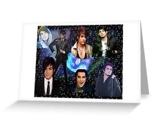 American Idol Greeting Card