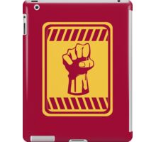 [blox] Fist iPad Case/Skin