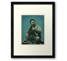 Hemingway Framed Print
