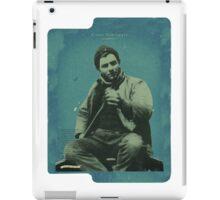 Hemingway iPad Case/Skin