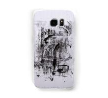 Contraintes et Abandon #5 - Monotype on Wenzhou Paper  Samsung Galaxy Case/Skin