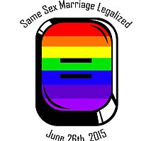 Same Sex Marriage Legalization by Don Rice