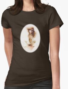 """Gina"" by Sara Moon Womens Fitted T-Shirt"