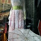 Fancy Spring Frock & Parasol by RobynLee