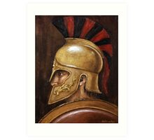 Achilles  (Mythological Greek hero) Art Print