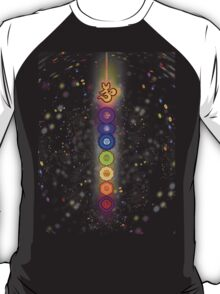 CHAKRA COSMIC CONNECTION T-Shirt