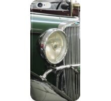 Green Sunbeam Car iPhone Case/Skin