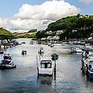 Looe Moorings 2 by Lissywitch