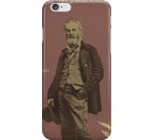 Whitman iPhone Case/Skin