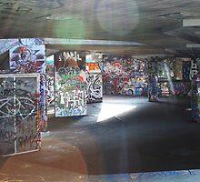 Paul's Panoramics - London Skatepark by Paul Liddement