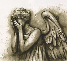 Weeping Angel by OlechkaDesign
