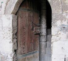 Ancient door by MichelleMaher