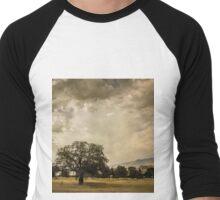 Stormy Day - Praying for Rain Men's Baseball ¾ T-Shirt
