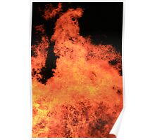Flame Series 3 Poster