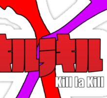 Kill la Kill scissor Sticker
