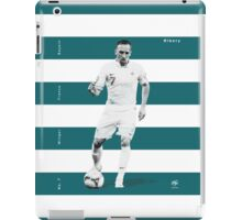Ribery iPad Case/Skin
