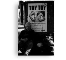 Toy Toy Canvas Print