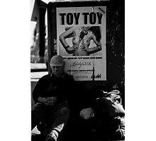 Toy Toy Photographic Print