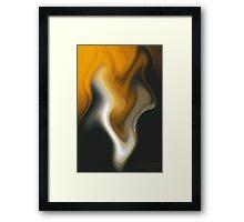 A Soul's Ignition Framed Print