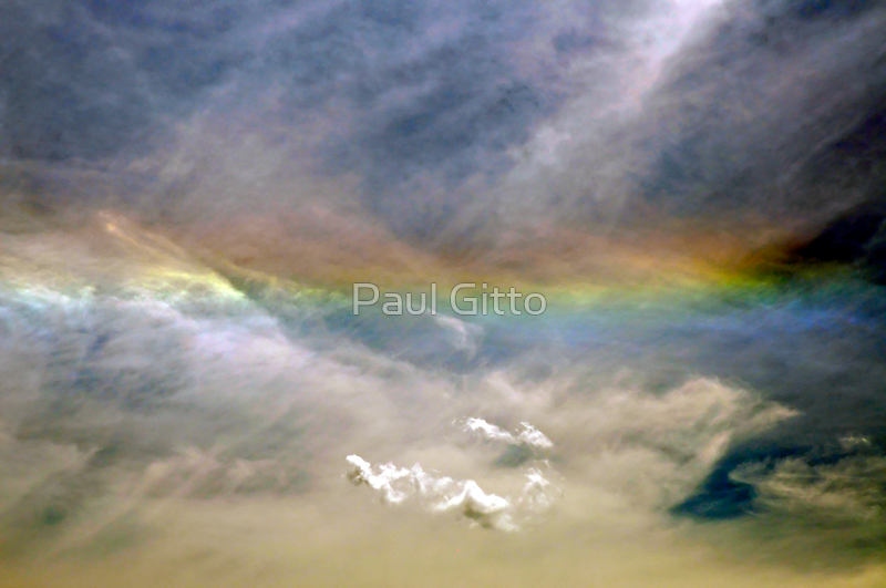 Into the Depths of the Atmosphere by Paul Gitto